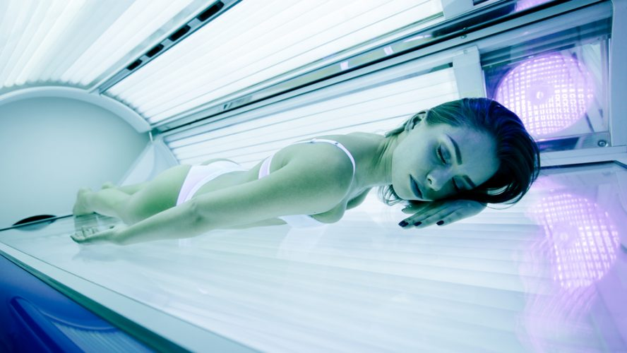 Are Tanning Beds Addictive?