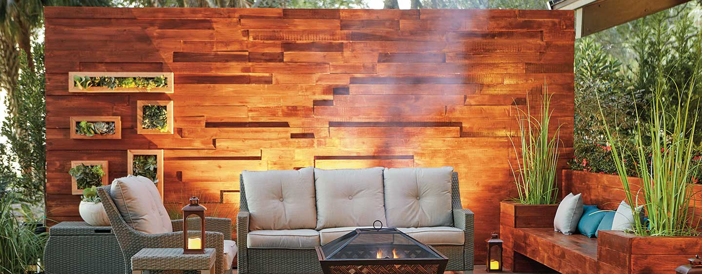Create some privacy for your patio and backyard with these tips