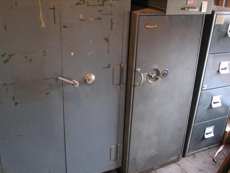 Three Important Tips when Buying a Used Safe